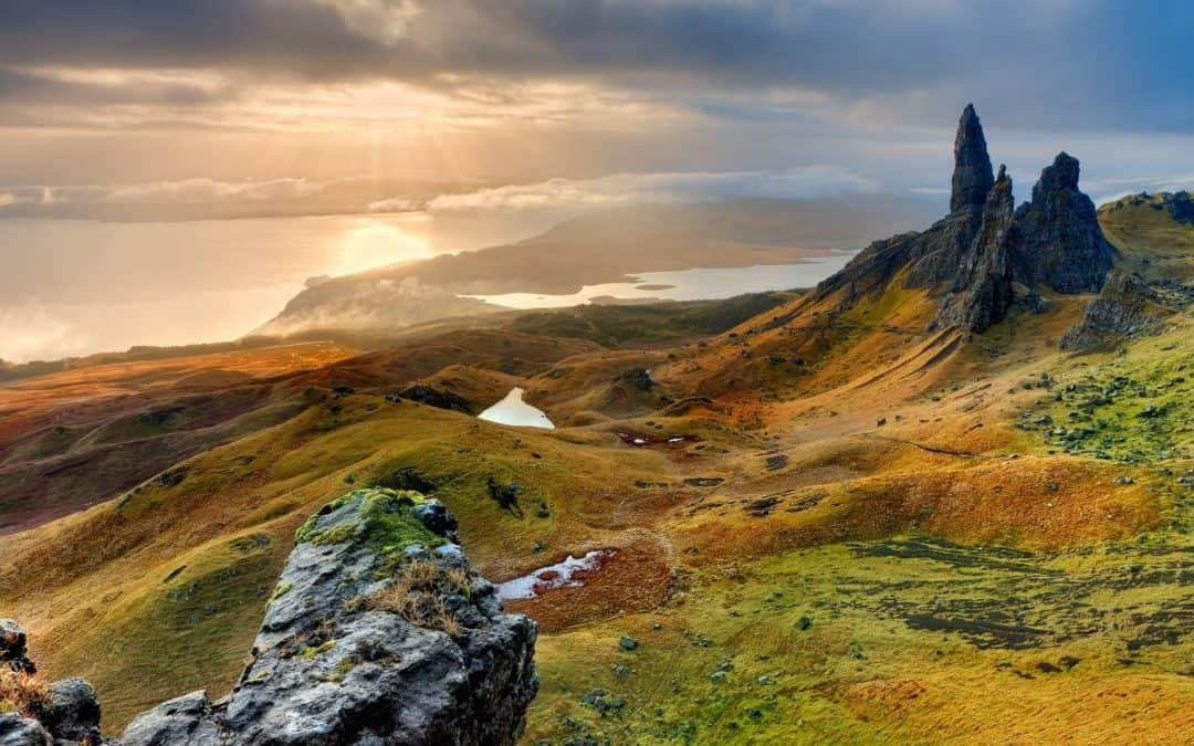Schottland 2018 – Bald geht es los!