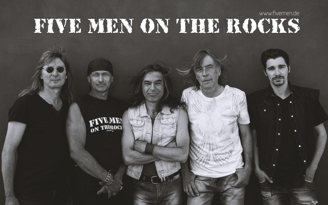 Autogrammkarten für Rockband – Auftragsarbeit Maik Herfurth Fotografie