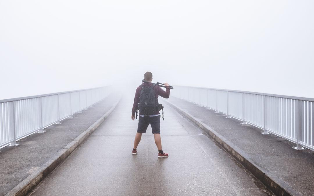 Fluch und Segen des Landschaftsfotografen