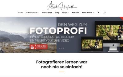 Relaunch Webseite