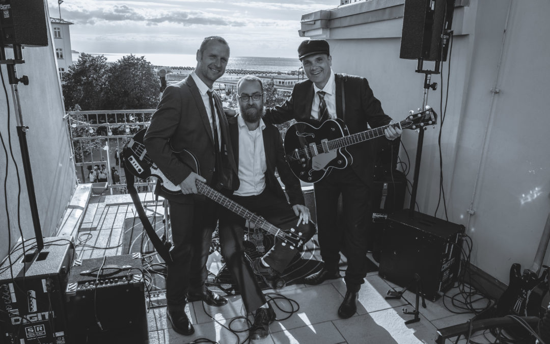 Rooftop Konzert Warnemünde – Kundenauftrag